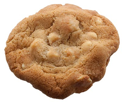 White Macadamia Cookie from King Street Cookies